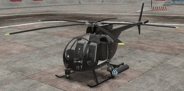 how to get buzzard helicopter in gta v