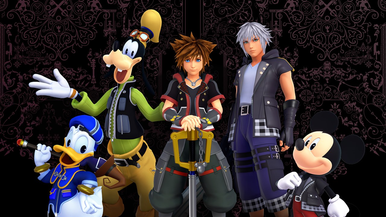 Kingdom Hearts Is Coming to PC via Epic Games Store