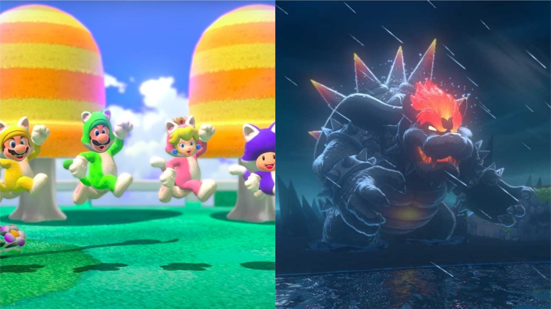 mario 3d world bowsers fury review