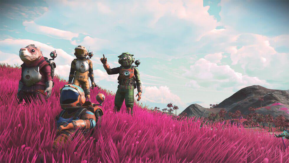 No Man's Sky's Companions Update Is Out Now
