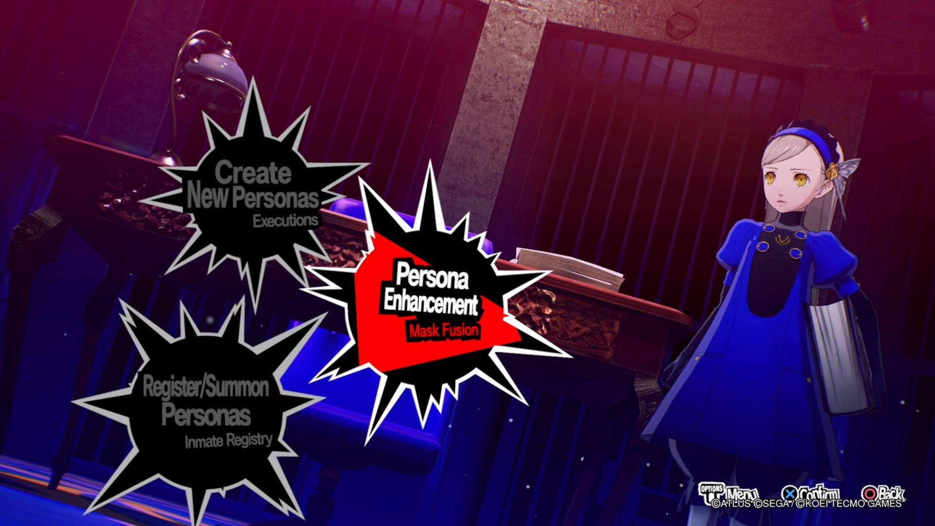 Persona 5 Strikers, Enhancement System Explained