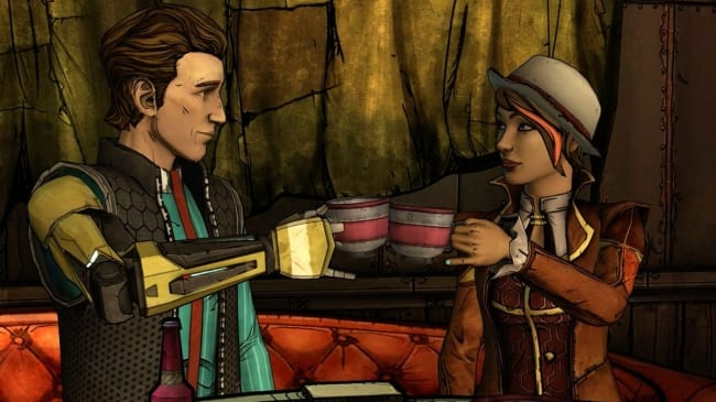 Tales From the Borderlands Is Coming Back to Store Fronts