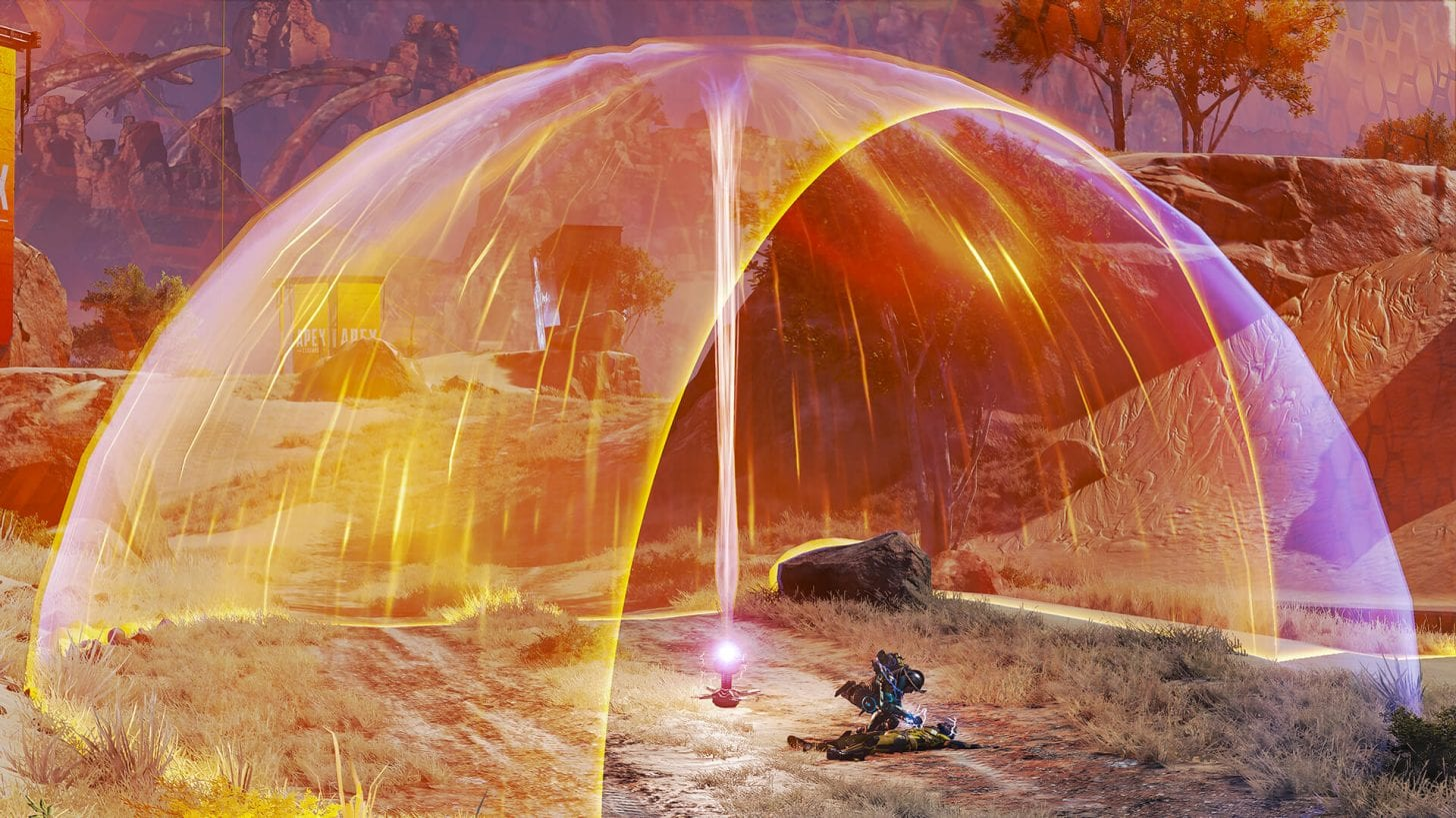 Apex Legends Heat Shield Dome