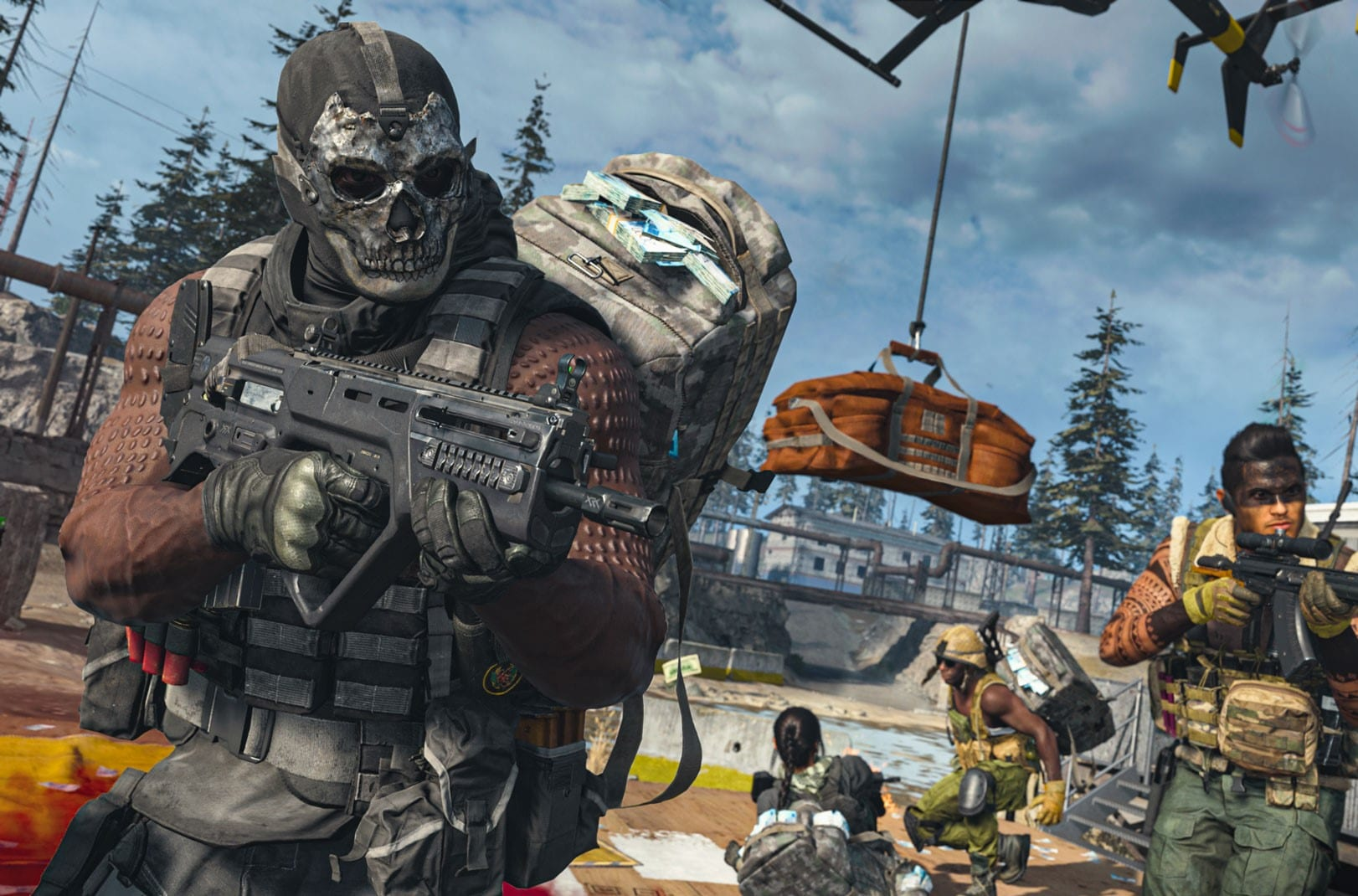 Call of Duty: Warzone issues more bans