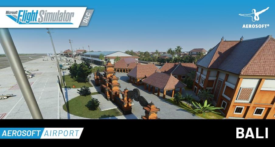 Microsoft Flight Simulator Bali