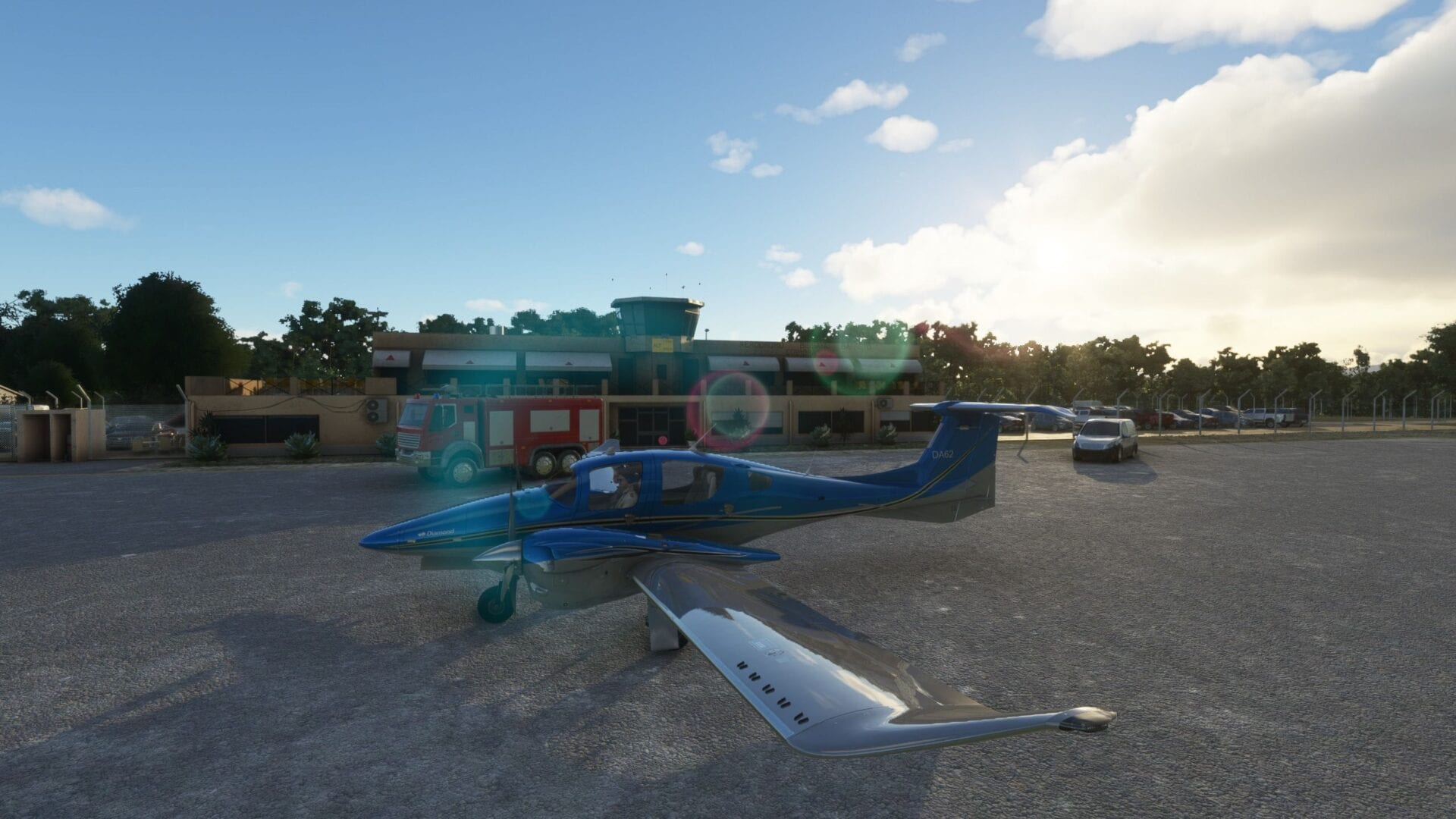 Microsoft Flight Simulator Coimbra