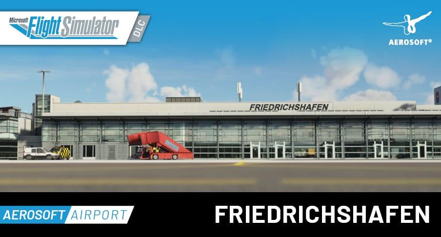 Microsoft Flight Simulator Friedrichshafen