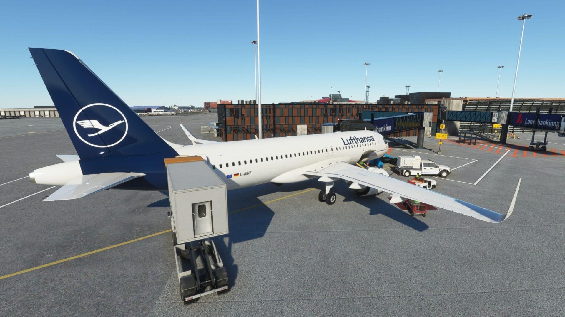 Microsoft Flight Simulator Keflavik