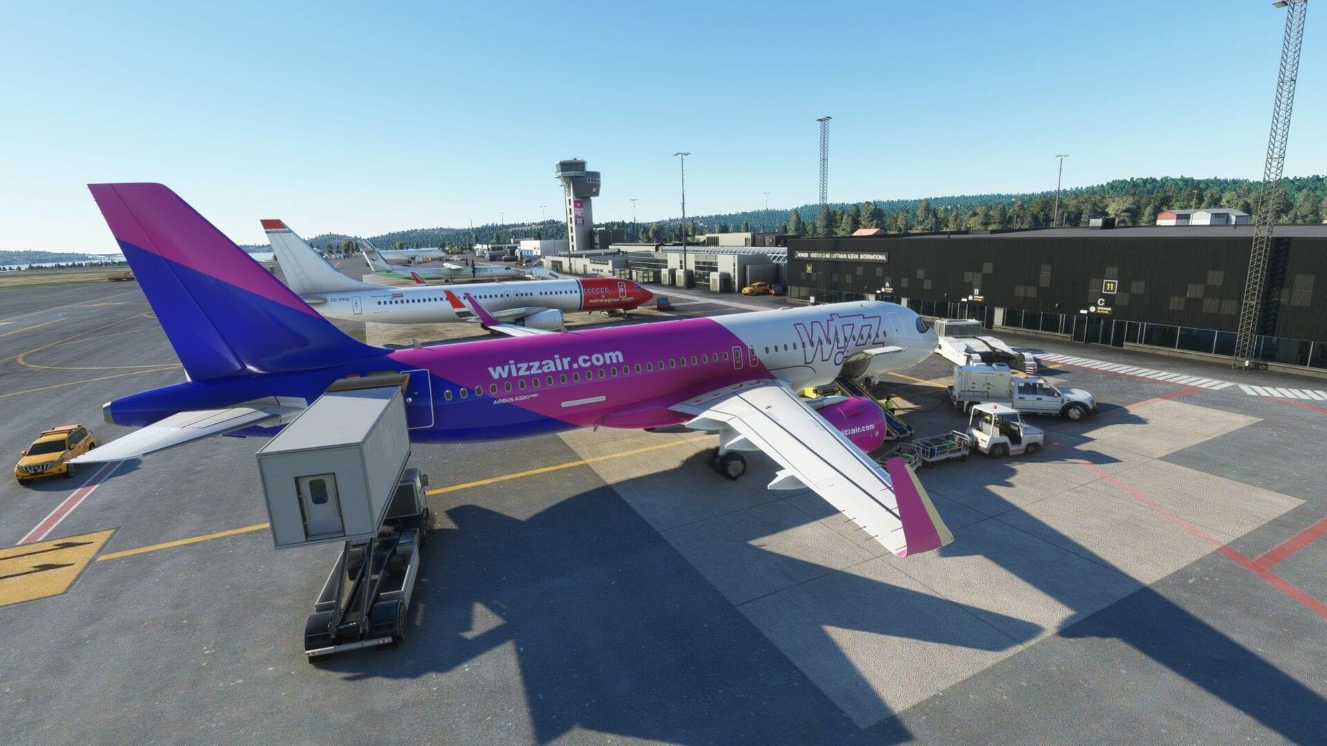 Microsoft Flight Simulator Kristiansand Airport Review
