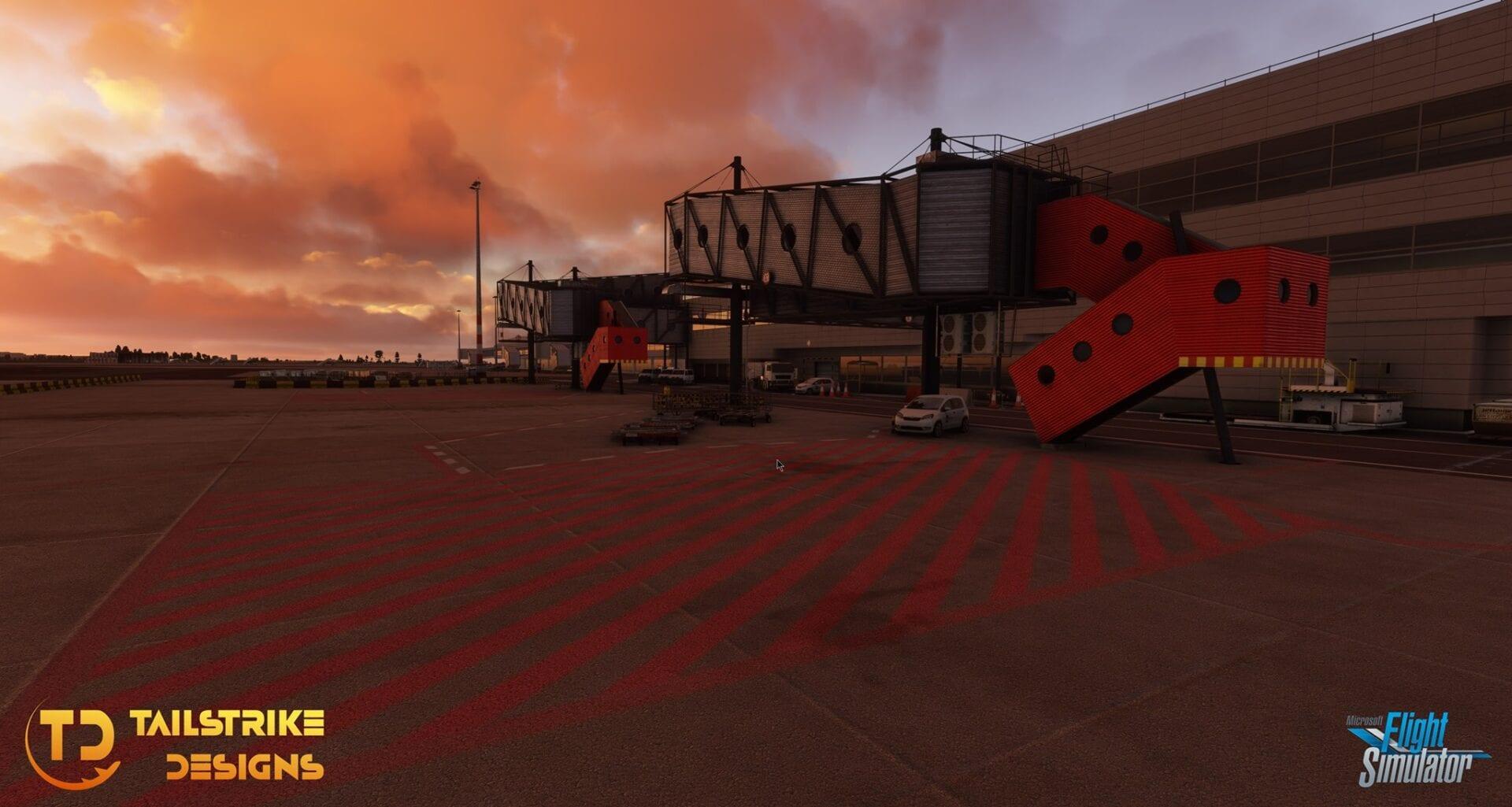 Microsoft Flight Simulator Prague