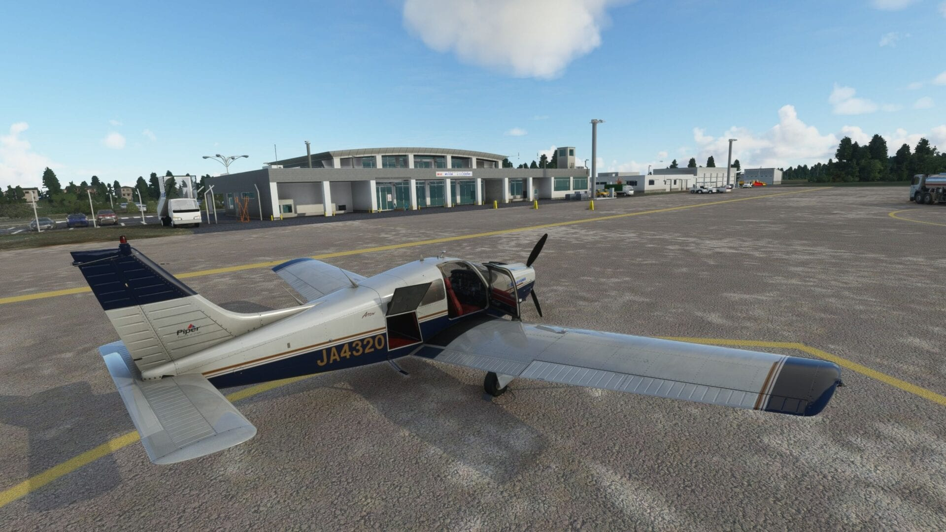 Microsoft Flight Simulator Rishiri