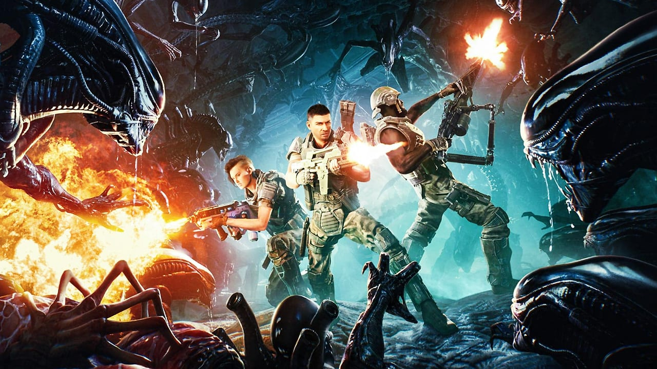 Aliens: Fireteam Could Be a Proper Aliens Action Game... Eventually