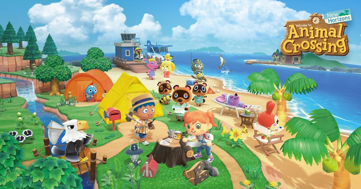 animal crossing new horizons march bugs fish sea creatures