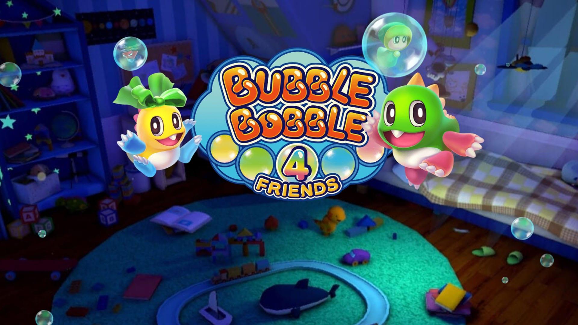 square enix presents, bubble bobble 4