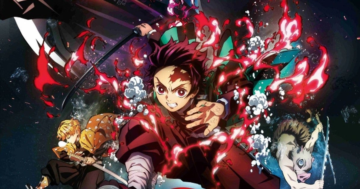 4 Reasons to Board the Demon Slayer Movie Hype Train