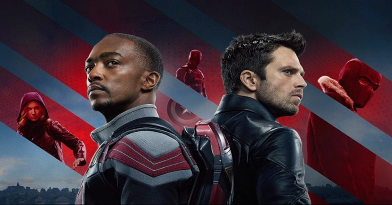 The Falcon and the Winter Soldier Gets Final Trailer