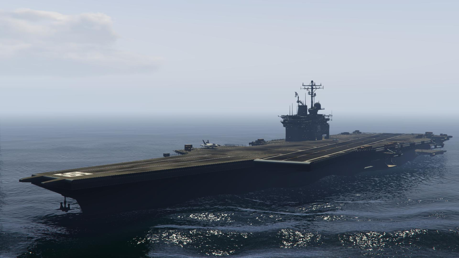 GTA Online, How to Get Aircraft Carrier