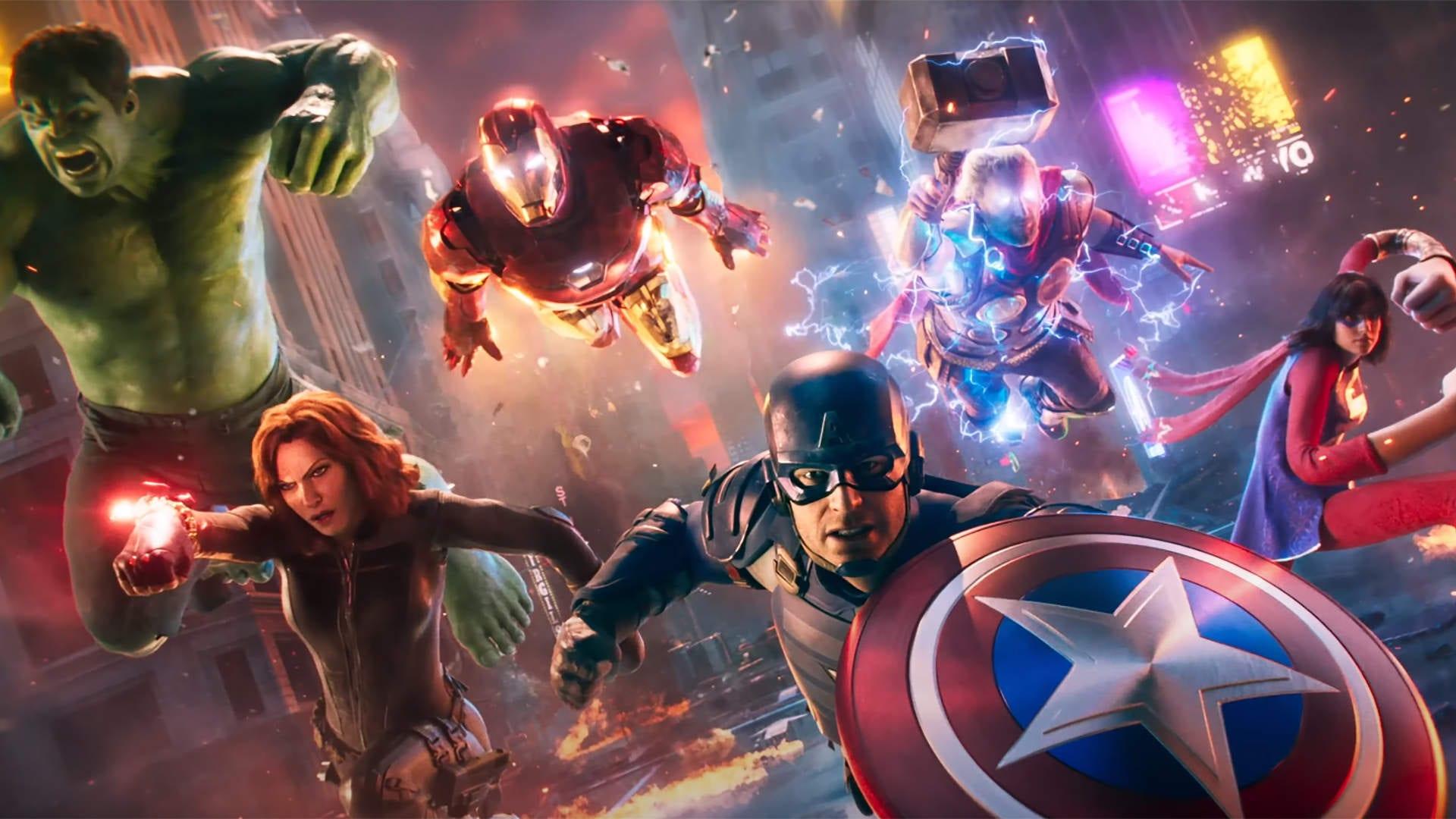 Marvel's Avengers Gets NewTrailer Detailing Next Gen Upgrades