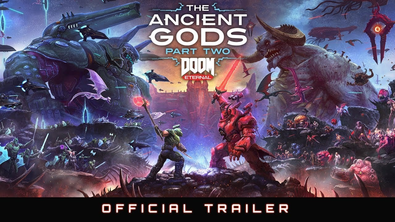 doom the ancient gods part two