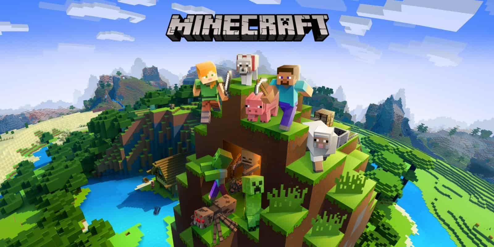 Minecraft update 2.21
