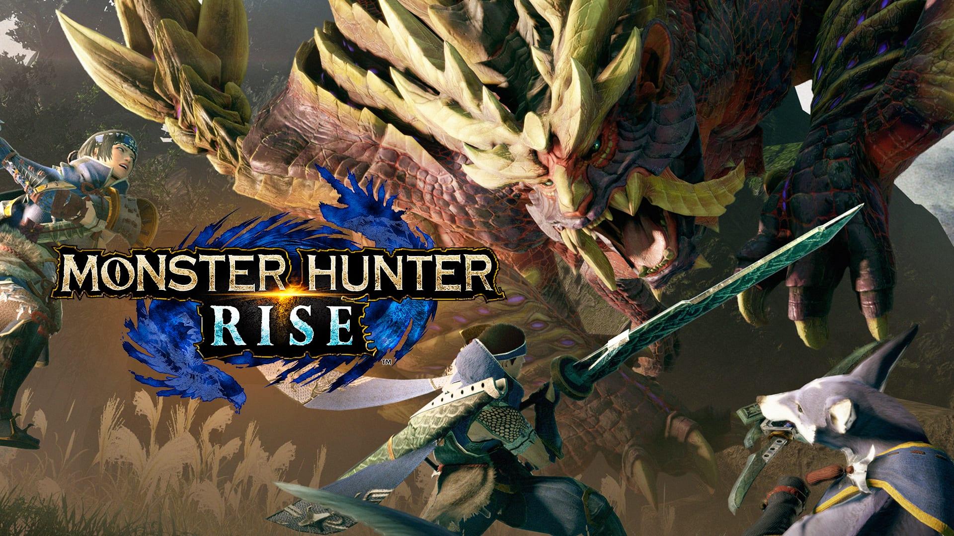 monster hunter rise, co-op, multiplayer, splitscreen