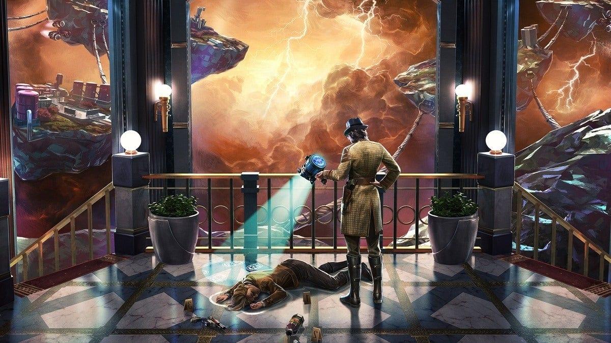 Outer Worlds, How to Start Murder on Eridanos DLC