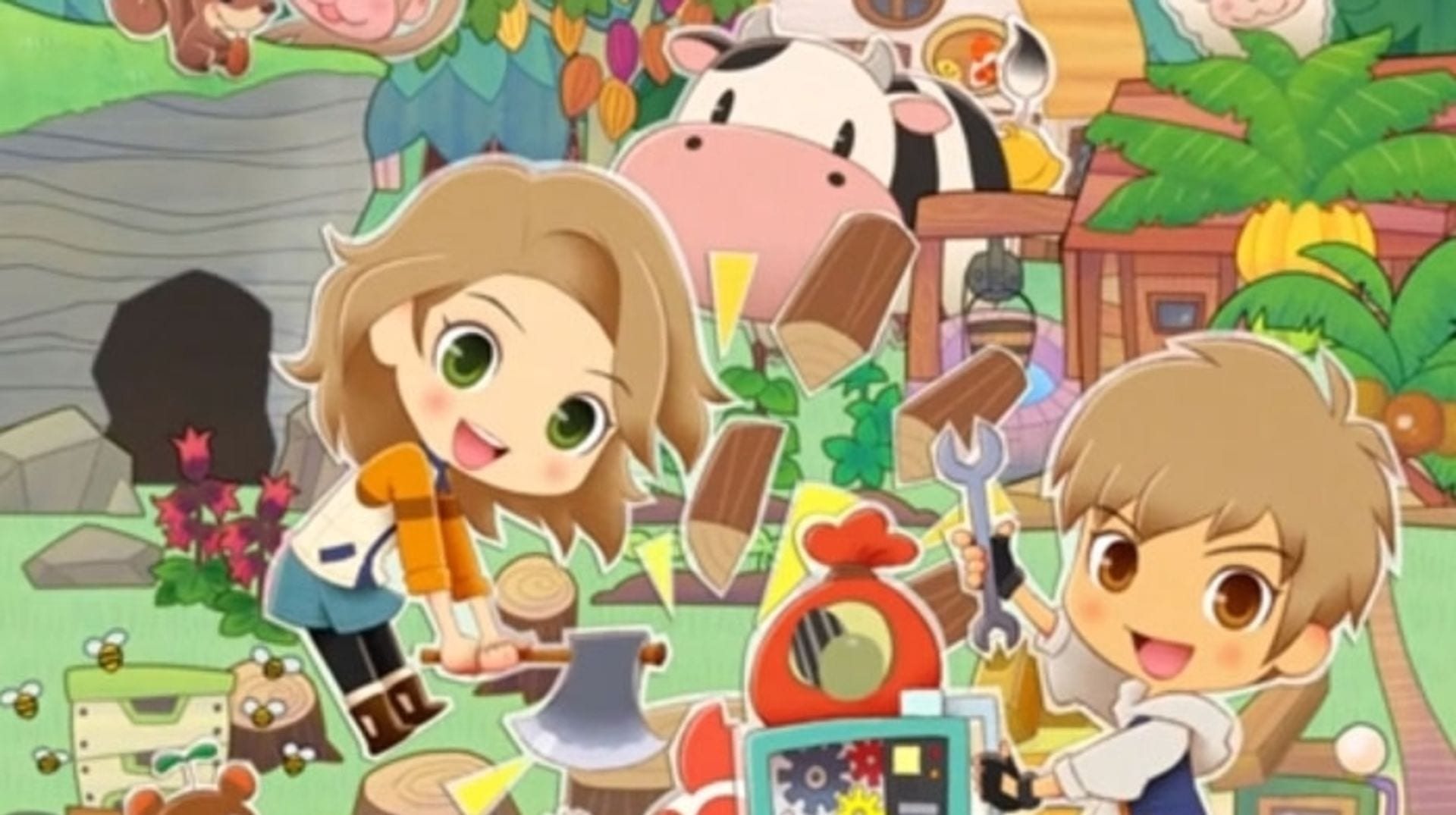 story of seasons pioneers of olive town animal produce quality