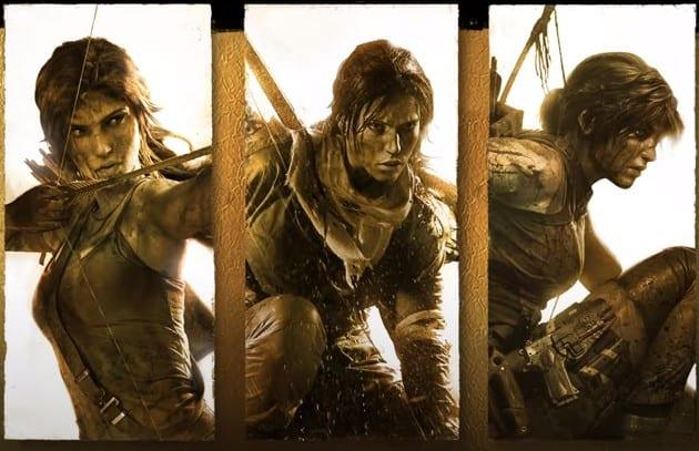 tomb raider survivor trilogy