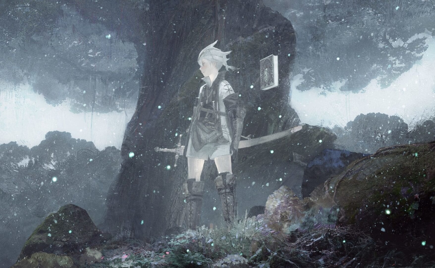 Nier replicant the tangled message