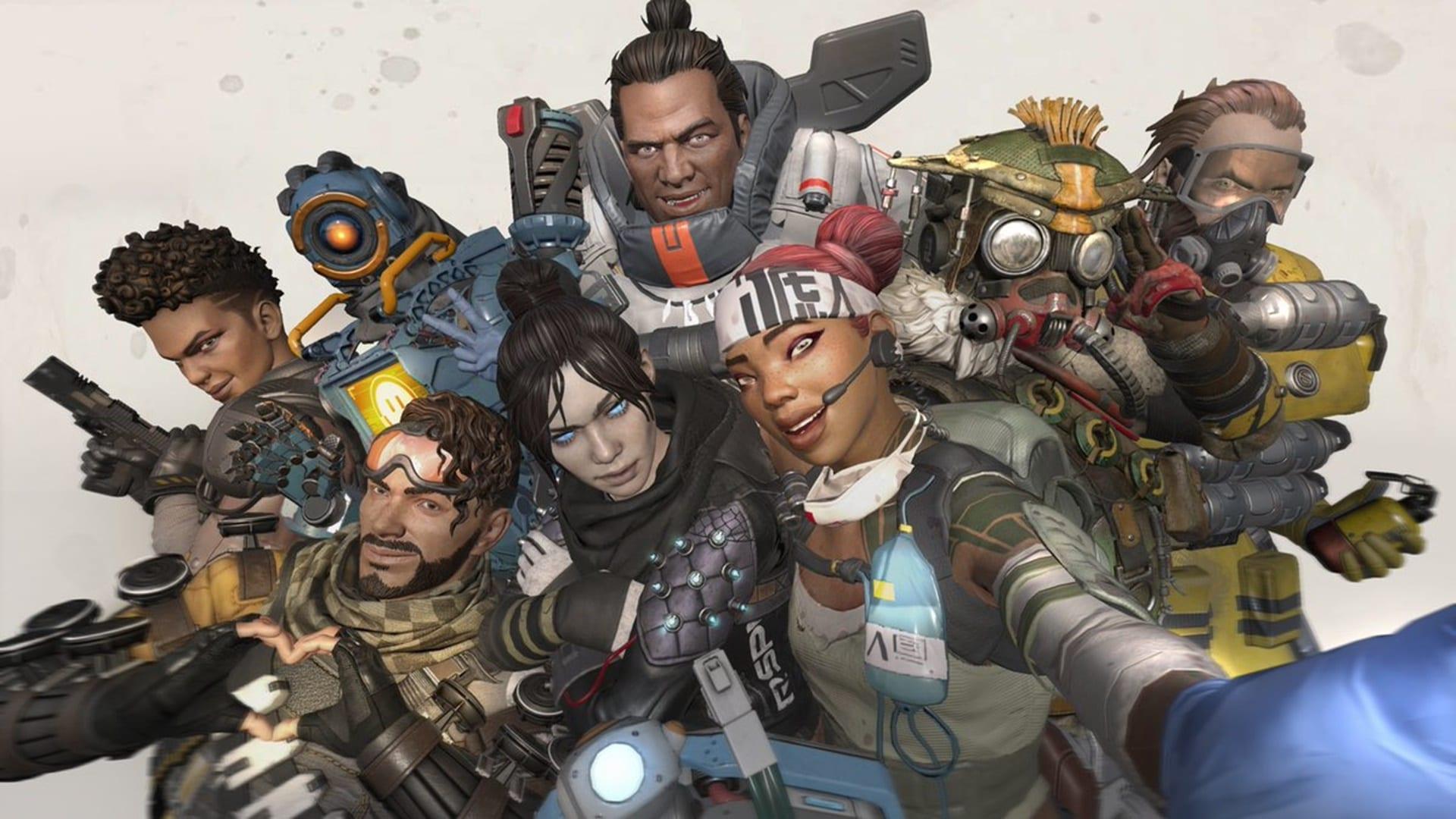 Apex Legends Players