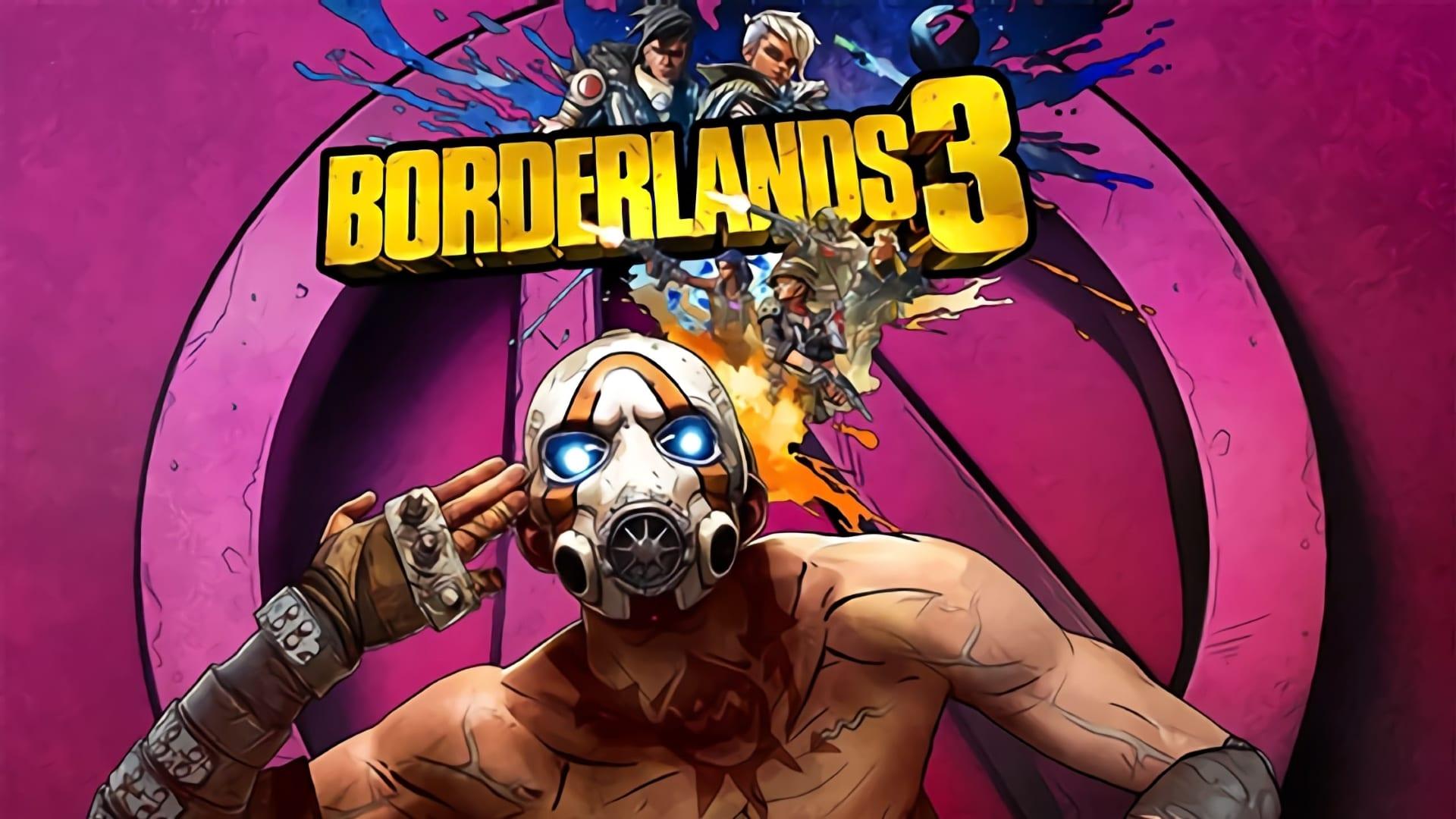 Borderlands 3 behind the scenes