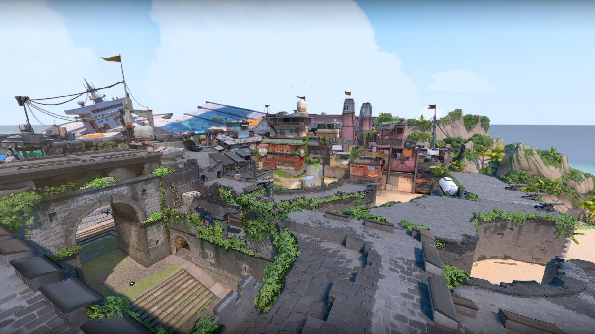 Valorant New map, breeze