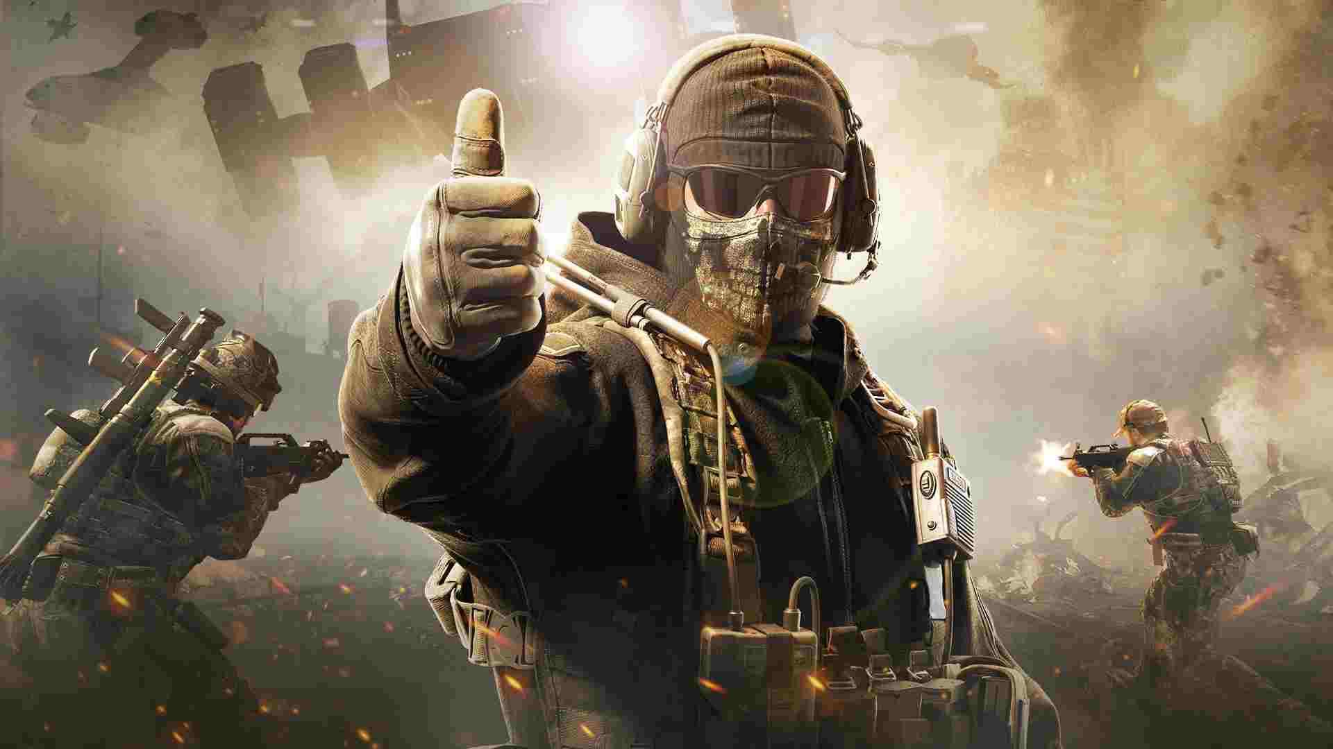 Call of Duty quiz