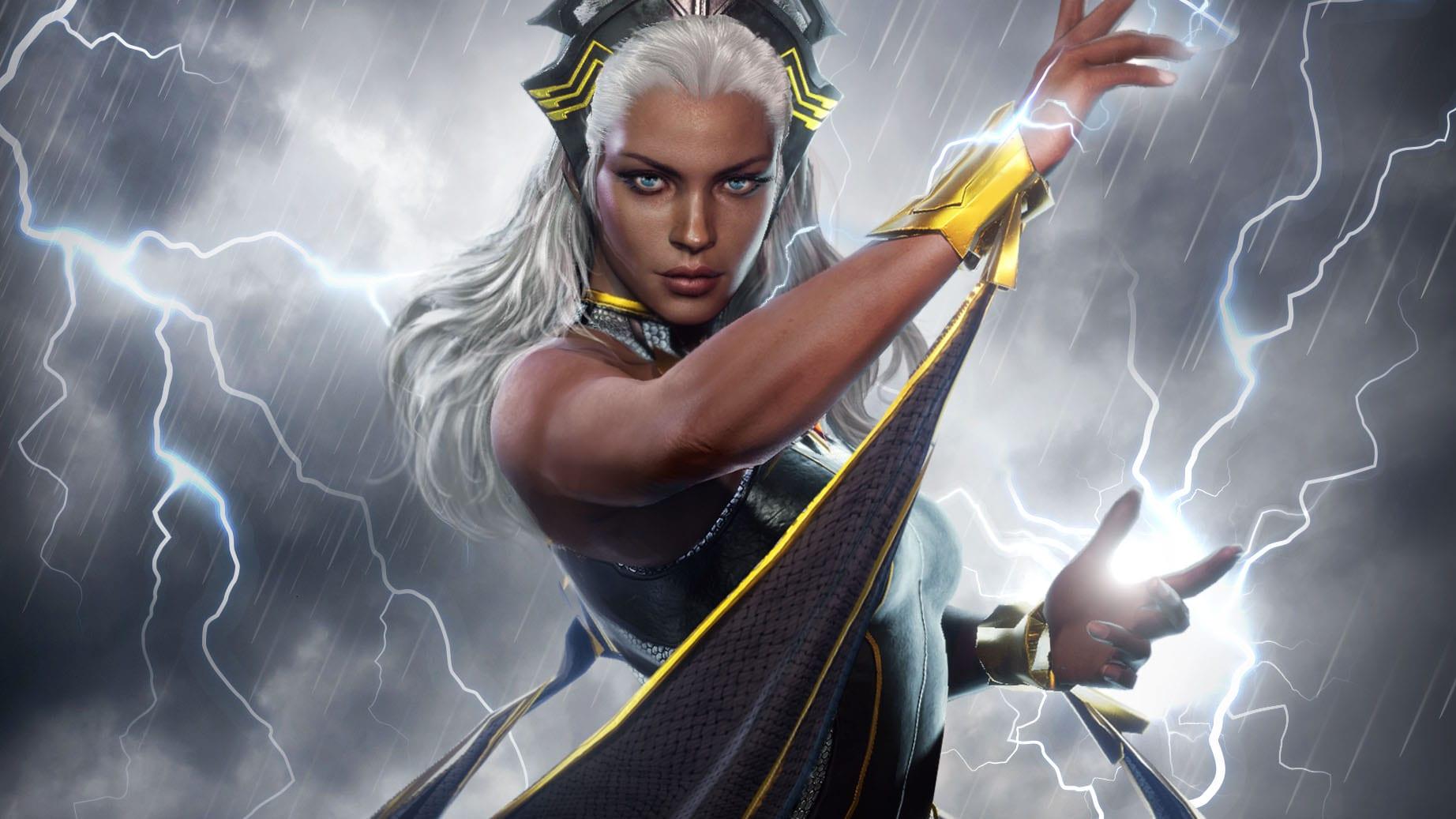 Marvel Future Revolution Storm