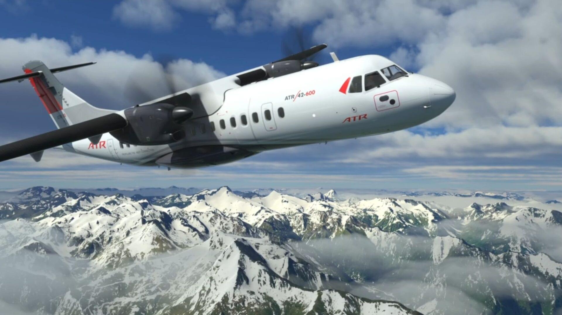 Microsoft Flight Simulator - ATR-42/72, Just 103 ...