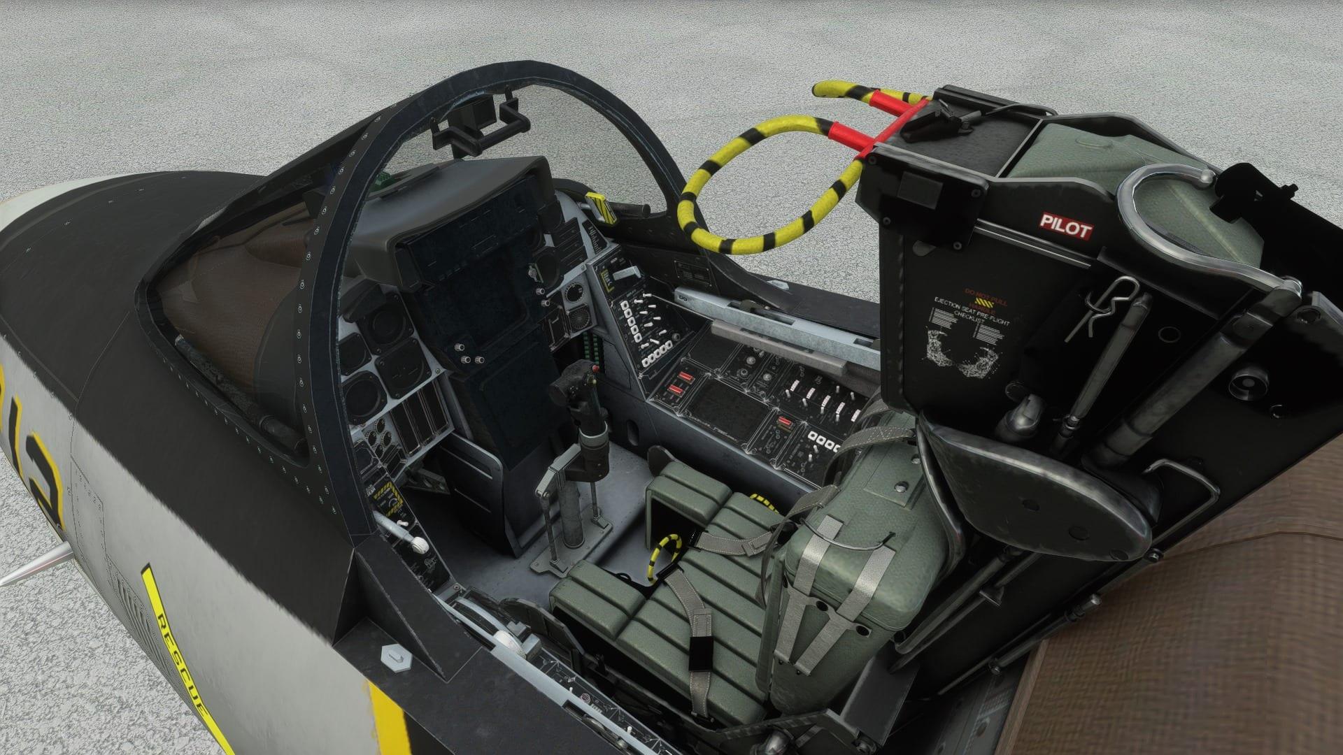 Microsoft Flight Simulator DC Designs
