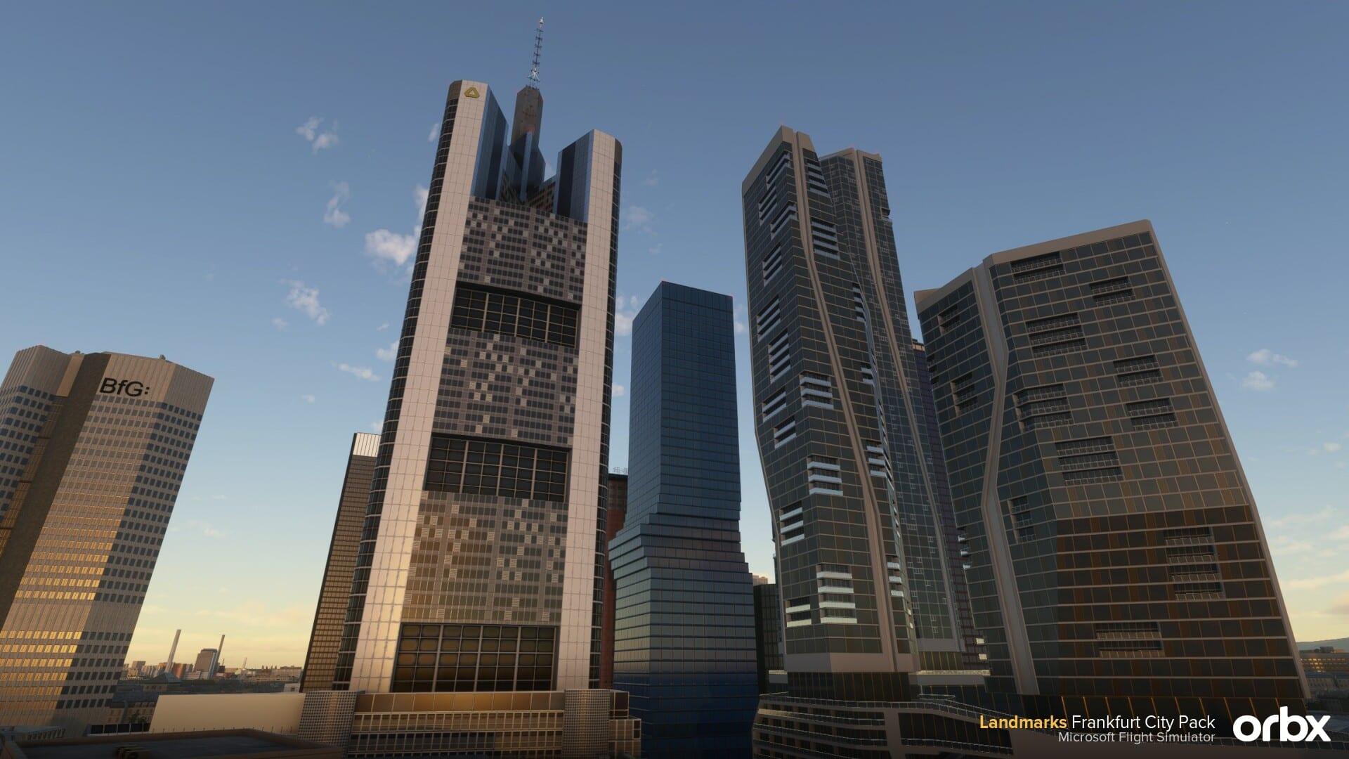 Microsoft Flight Simulator Frankfurt City Pack & Trento ...