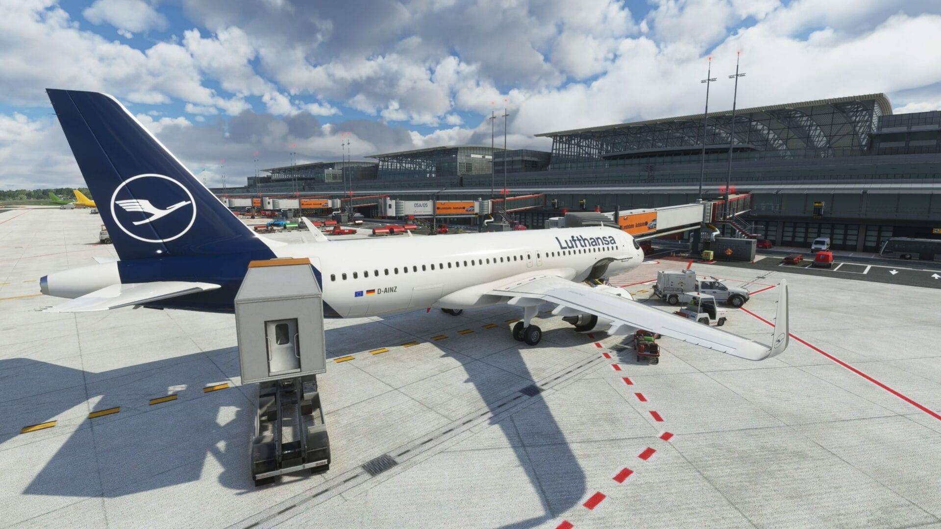 Microsoft Flight Simulator Hamburg Review