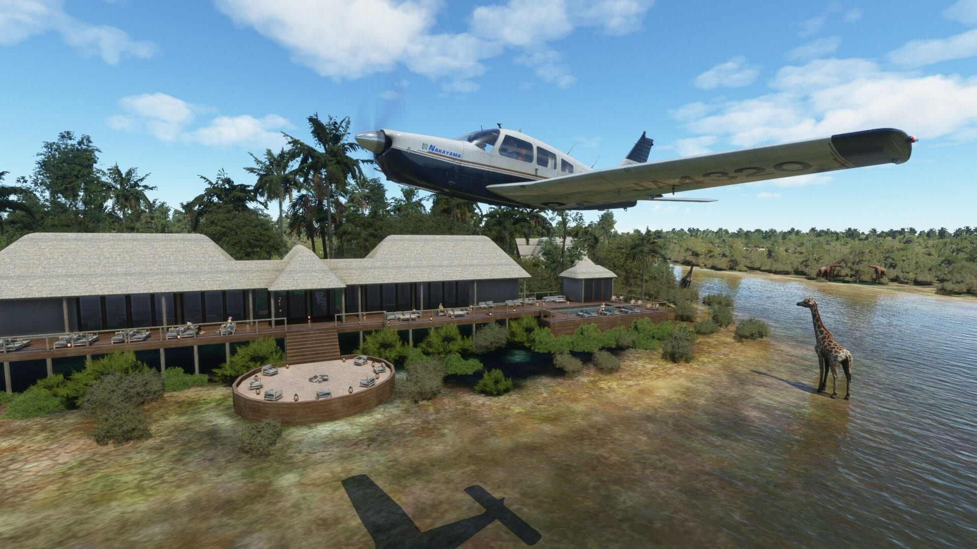 Microsoft Flight Simulator Okavango Delta Review