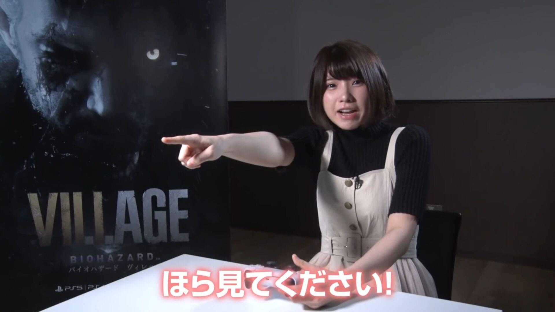 Resident Evil Village Enako