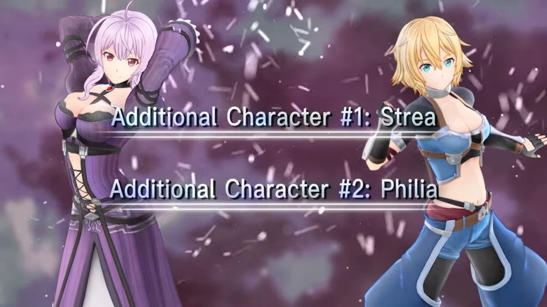 Sword Art Online Alicization Lycoris Shows Update 1.40 and ...
