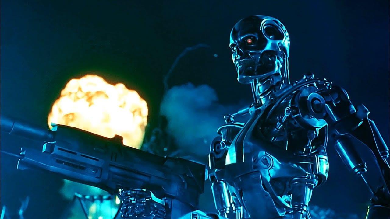 Terminator 2 quiz
