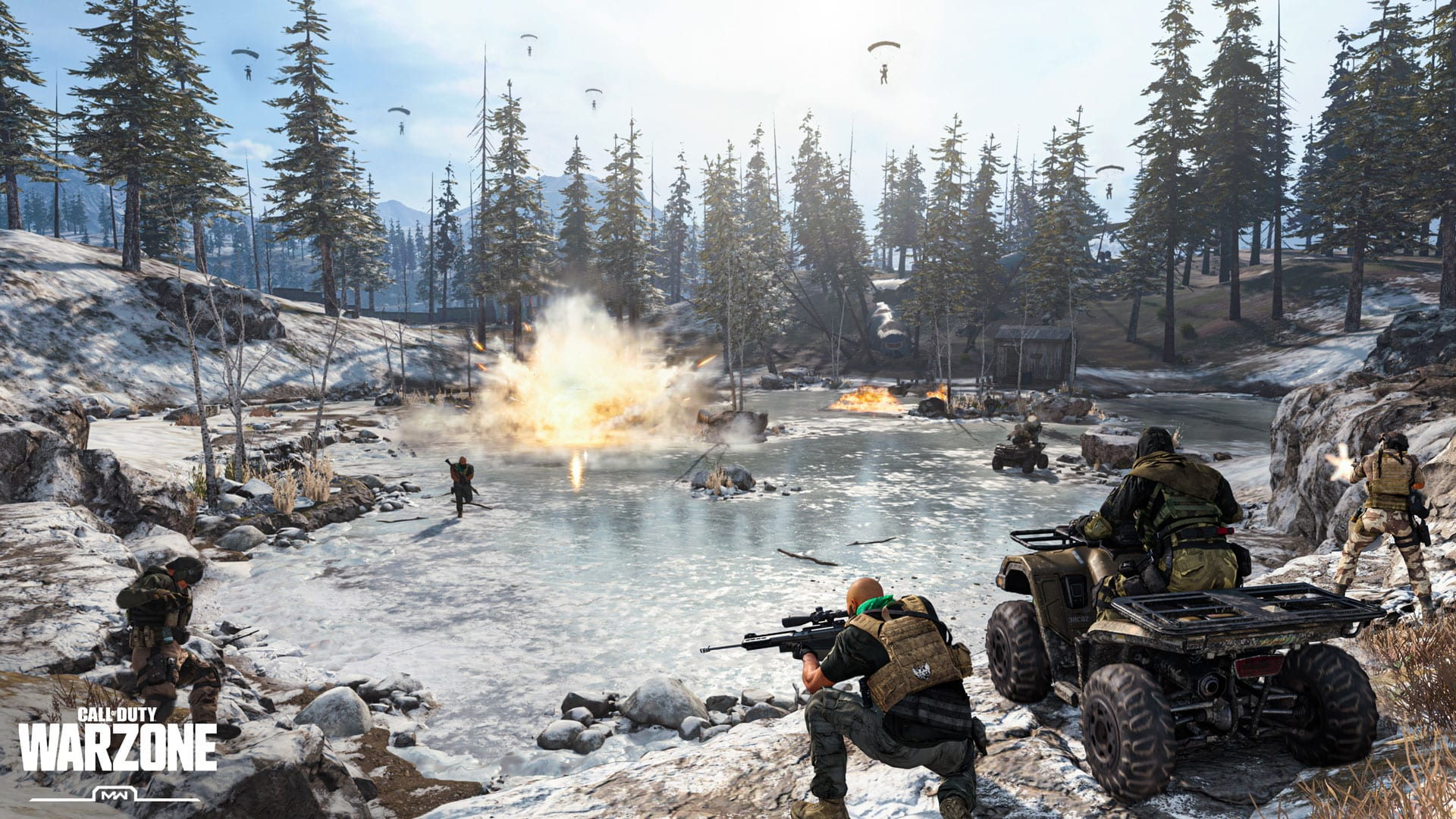 Toys for Bob shifts to development support on Call of Duty: Warzone