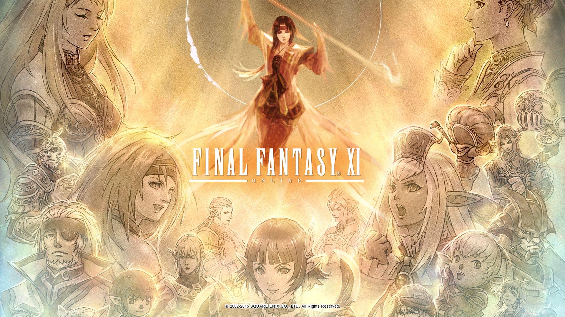 final fantasy xi, final fantasy 11