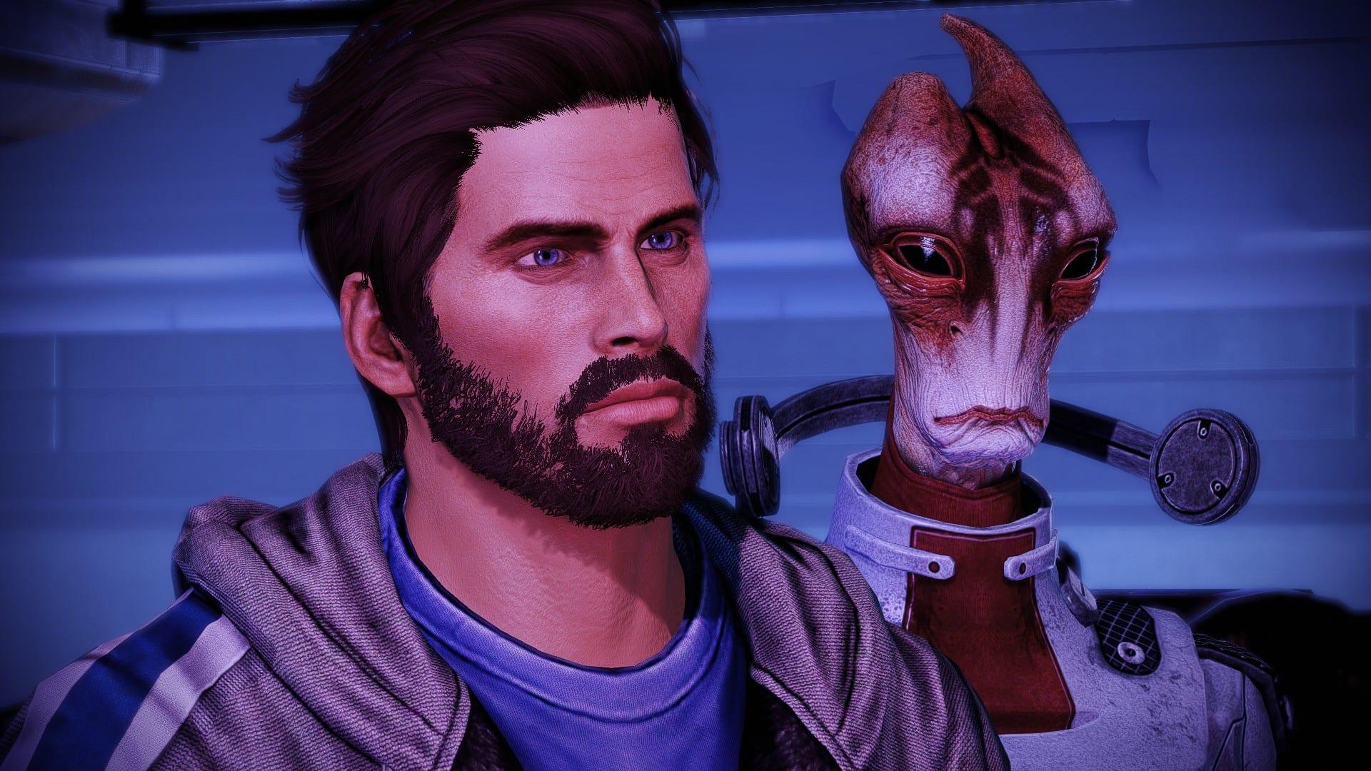 Mass Effect, Hairy Sheploo