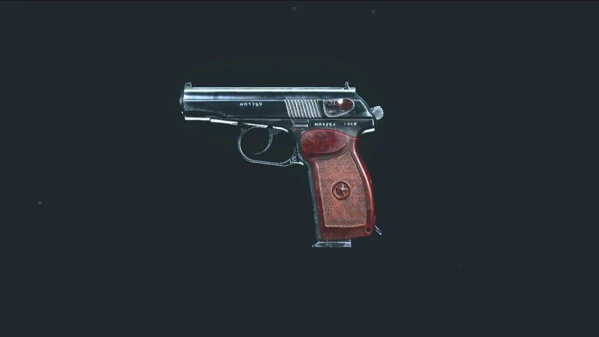 how to unlock sykov pistol modern warfare