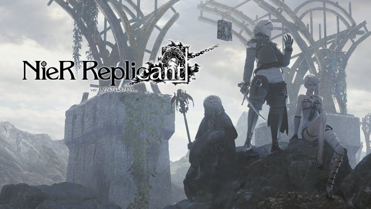 nier replicant how to shoot