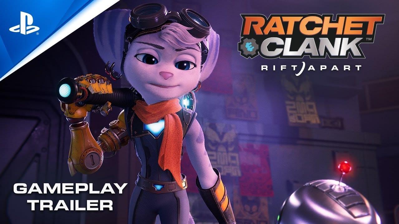 ratchet & Clank, rift apart