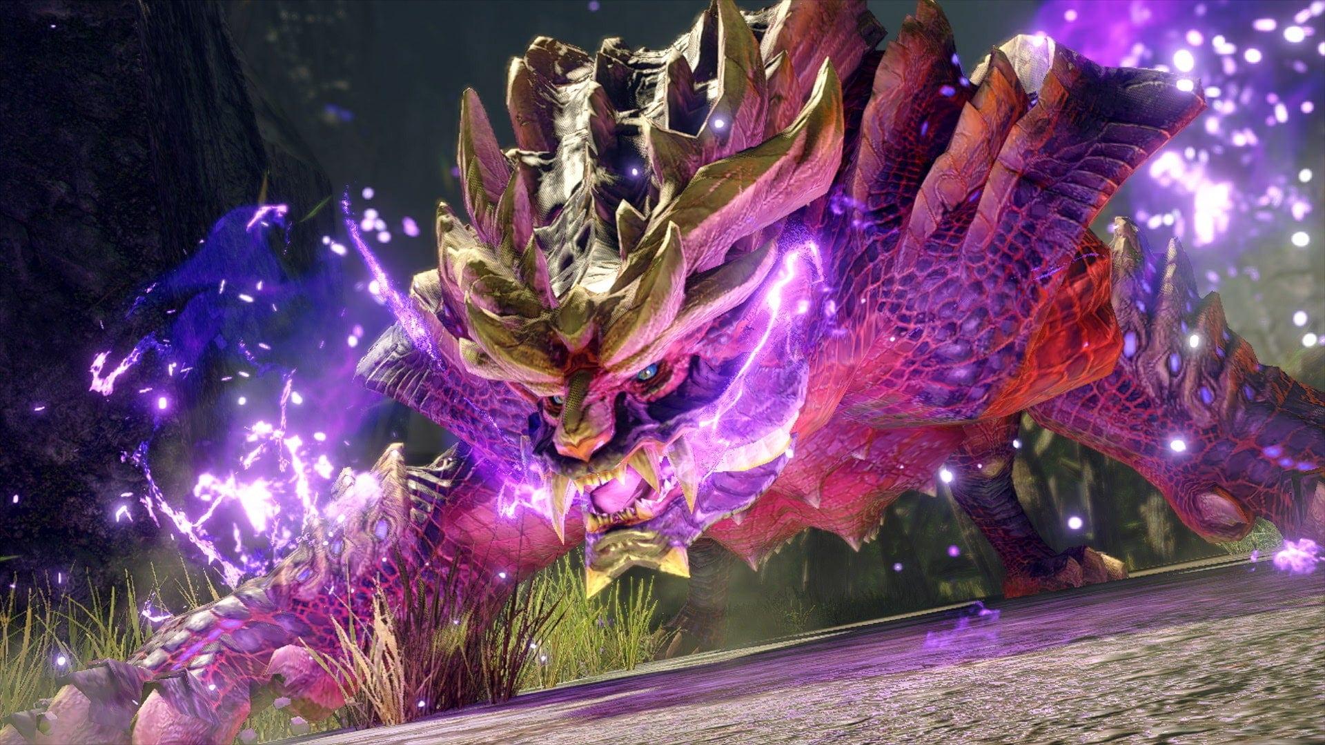 Monster Hunter Rise Magnamalo Weakness