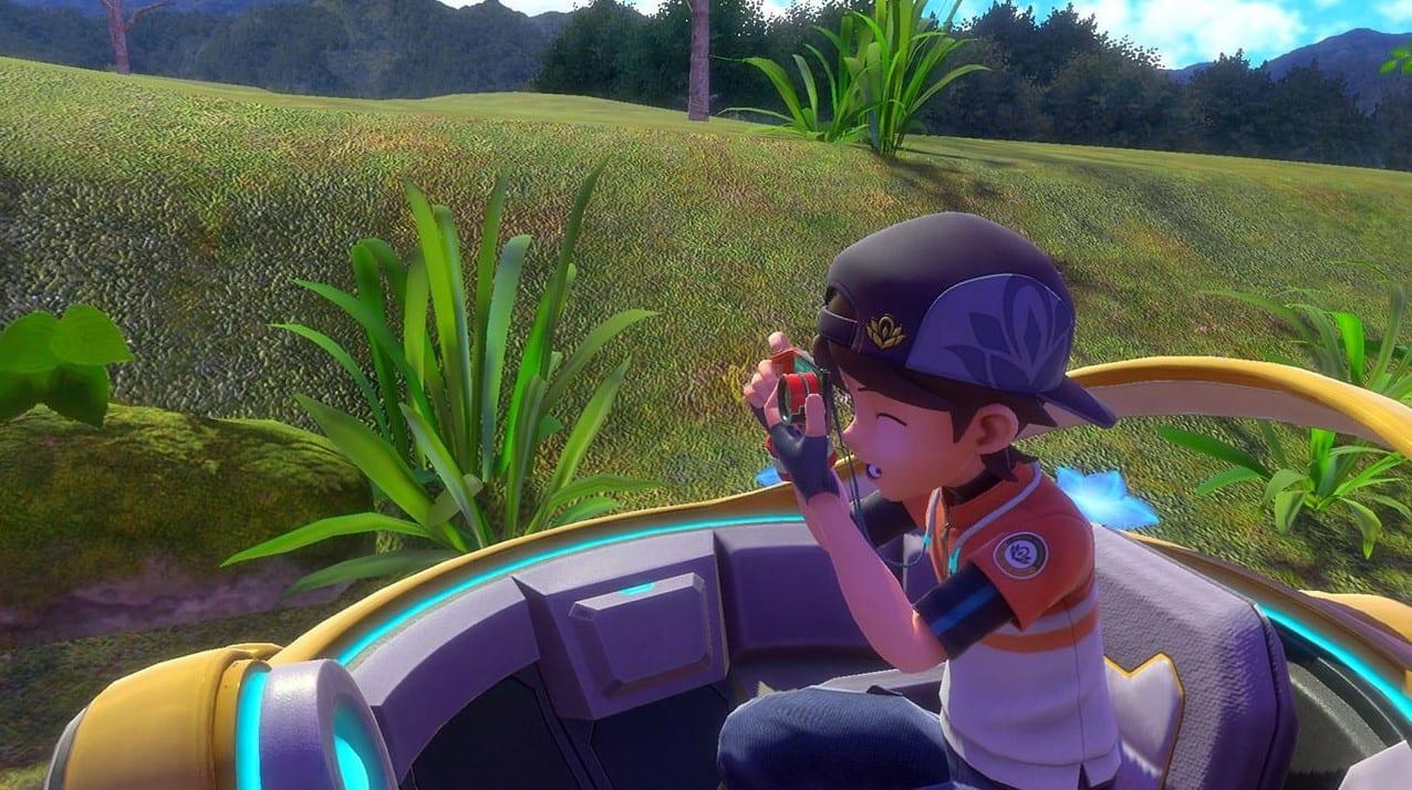 new pokemon snap kecleon